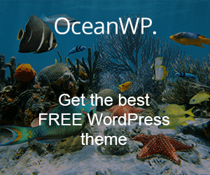 OceanWP - a free Multi-Purpose WordPress theme